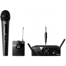 AKG WMS40 Mini Dual (Vocal + Instrumental) Set